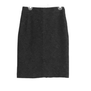 Theory size 8 wool pencil skirt